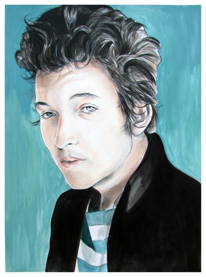 Oriol Moragrega.Bob Dylan
