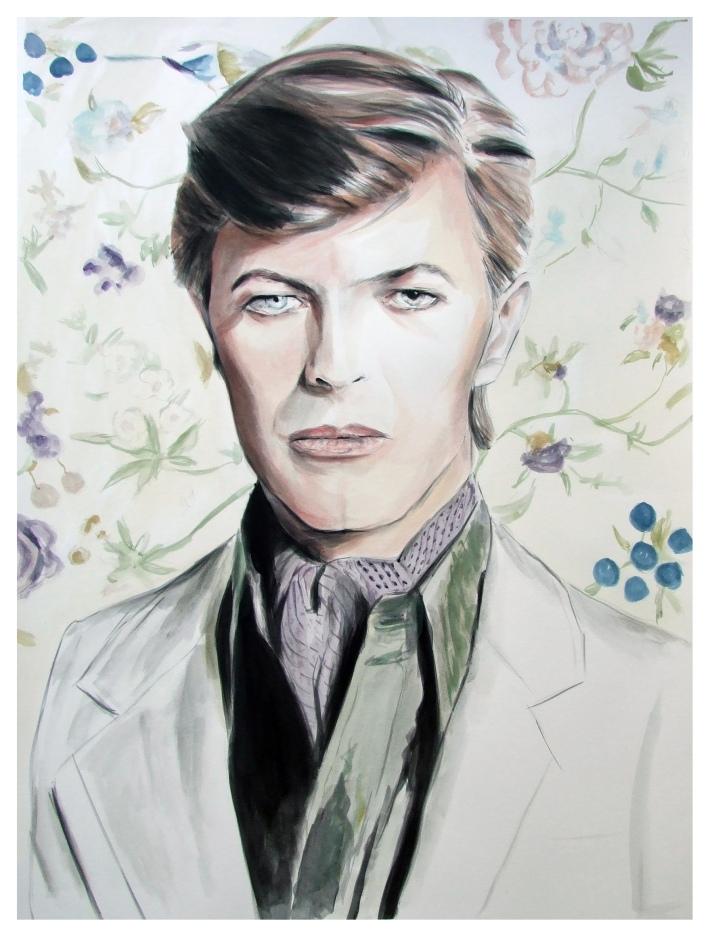 Oriol Moragrega. Bowie 2
